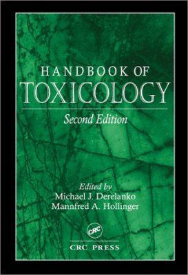 CRC Handbook of Toxicology