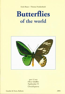 Butterflies of the World, Part 12: Ornithoptera (2-Volume Set)