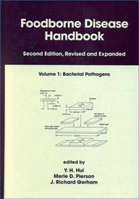 Foodborne Disease Handbook, Volume 1
