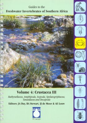 Guide to the Freshwater Invertebrates of Southern Africa, Volume 4