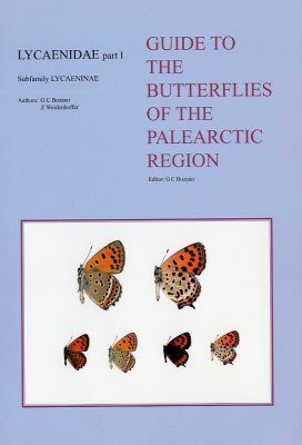 Lycaenidae Part 1 (Guide to the Butterflies of the Palearctic Region)