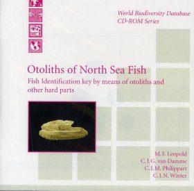 Otoliths of North Sea Fish