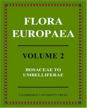 Flora Europaea (5-Volume Set plus CD-ROM)