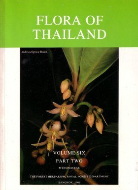 Flora of Thailand, Volume 6, Part 2