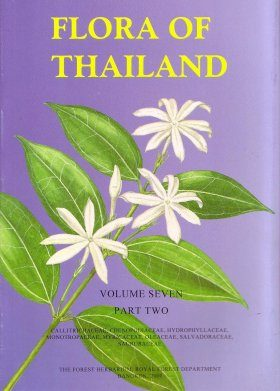 Flora of Thailand, Volume 7, Part 2