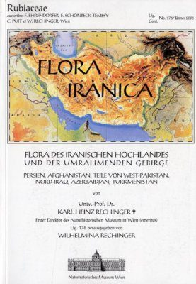 Flora Iranica, Volume 176: Rubiaceae [English / Latin]