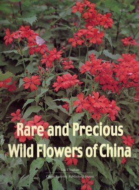Rare and Precious Wild Flowers of China, Volume 2