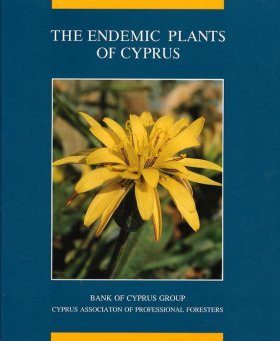 The Endemic Plants of Cyprus