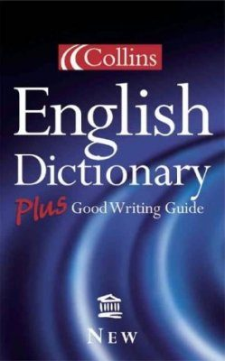 Collins English Dictionary Plus Good Writing Guide