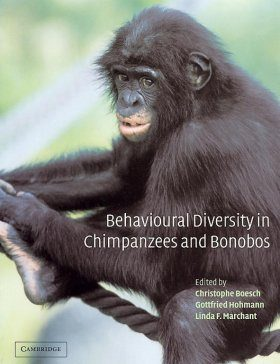 Behavioural Diversity in Chimpanzees and Bonobos