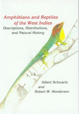 Amphibians and Reptiles of the West Indies