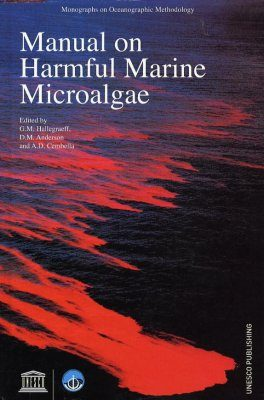 Manual on Harmful Marine Microalgae