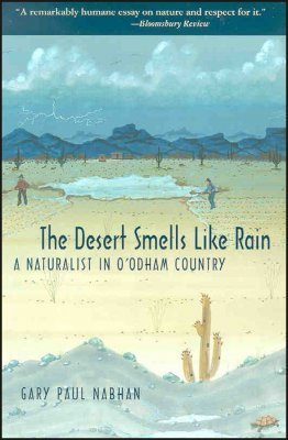 The Desert Smells Like Rain
