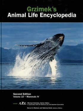 Grzimek's Animal Life Encyclopedia, Volume 15: Mammals IV