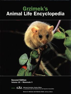 Grzimek's Animal Life Encyclopedia, Volume 16: Mammals V