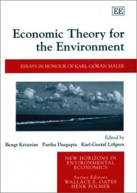 Economic Theory for the Environment