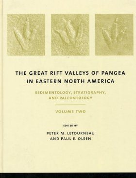 The Great Rift Valleys of Pangea in Eastern North America, Volume 2