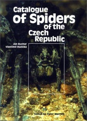 Catalogue of Spiders of the Czech Republic