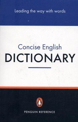 The Penguin Concise English Dictionary