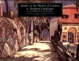 Studies in the History of Gardens and Designed Landscapes: 2000