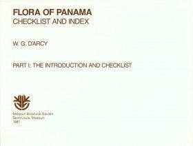 Flora of Panama: Checklist and Index, Part 1: The Introduction and Checklist