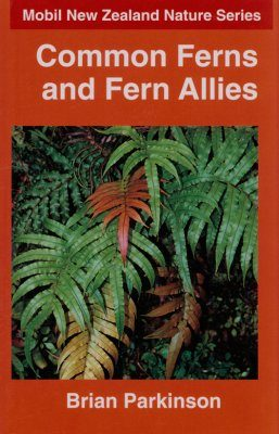 Common Ferns and Fern Allies of New Zealand