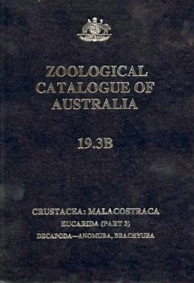 Zoological Catalogue of Australia, Volume 19.3B
