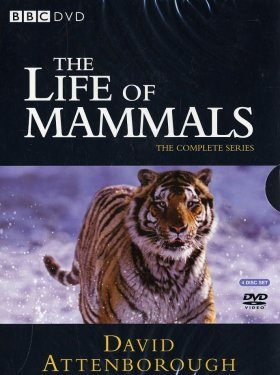 The Life of Mammals - DVD (Region 2)