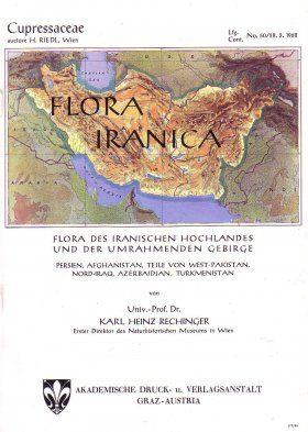 Flora Iranica, Volume 50: Cupressaceae [German / Latin]