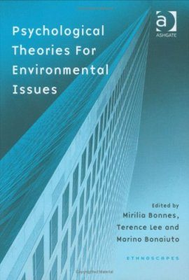Psychological Theories for Environmental Issues