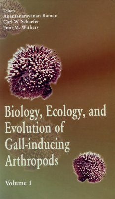 Biology, Ecology, and Evolution of Gall-Inducing Arthropods