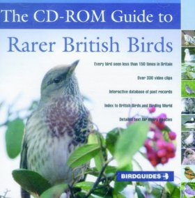 CD-ROM Guide to Rarer British Birds