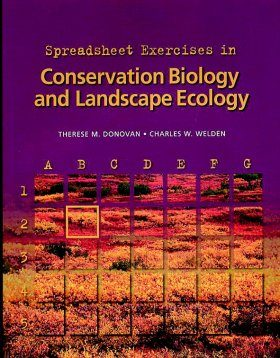 Spreadsheet Exercises in Conservation Biology and Landscape Ecology
