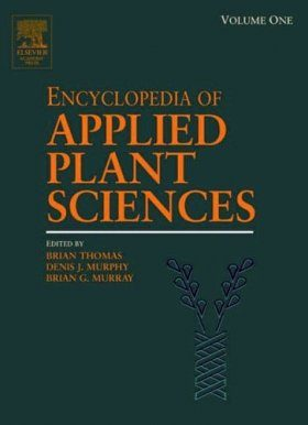 Encyclopedia of Applied Plant Science (3-Volume Set)