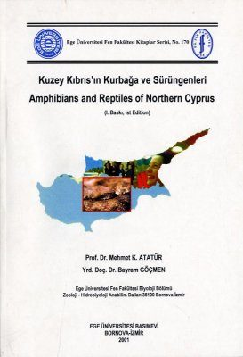Amphibians and Reptiles of Northern Cyprus