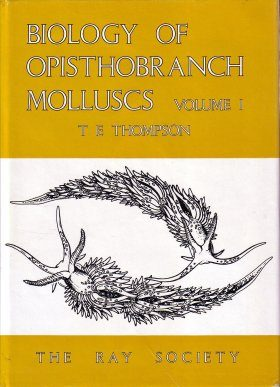 Biology of Opisthobranch Molluscs, Volume 1