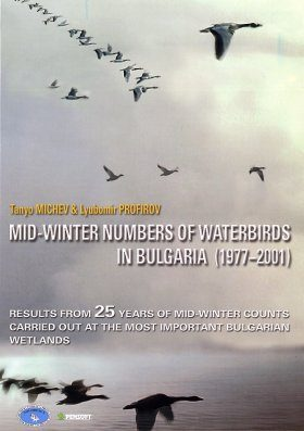 Mid-Winter Numbers of Waterbirds in Bulgaria (1977-2001)