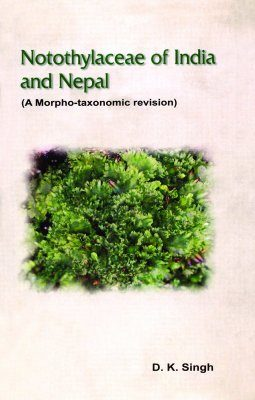 Notothylaceae of India and Nepal