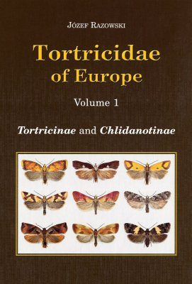 The Tortricidae of Europe, Volume 1