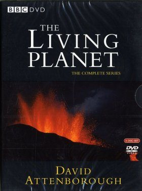 The Living Planet - DVD (Region 2 & 4)