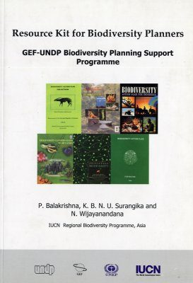 Resource Kit for Biodiversity Planners