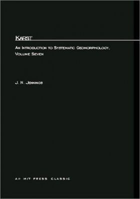 Karst: An Introduction to Systematic Geomorphology