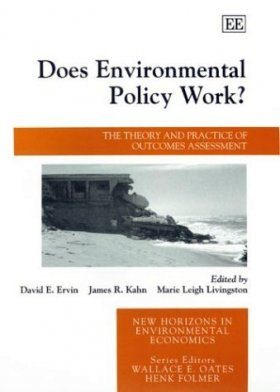 Does Environmental Policy Work?