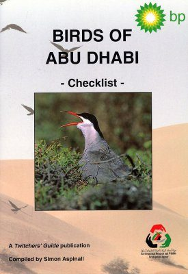 Birds of Abu Dhabi: Checklist