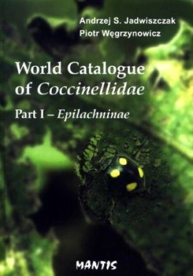 World Catalogue of Coccinellidae: Part 1