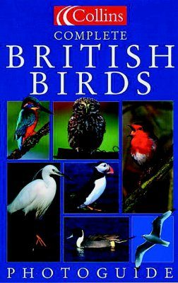 Collins Photoguide to Complete British Birds