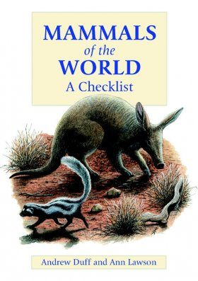Mammals of the World: A Checklist