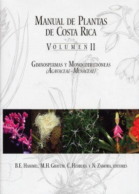 Manual de Plantas de Costa Rica: Volume II