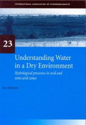 Understanding Water in a Dry Environment