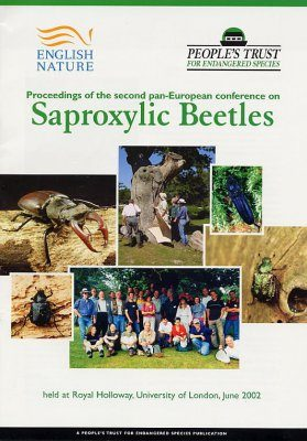 Proceedings of the Second Pan-European Conference on Saproxylic Beetles
